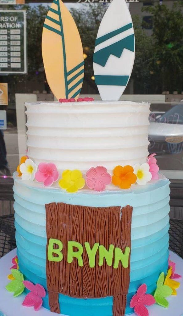 Icing Smiles Cake